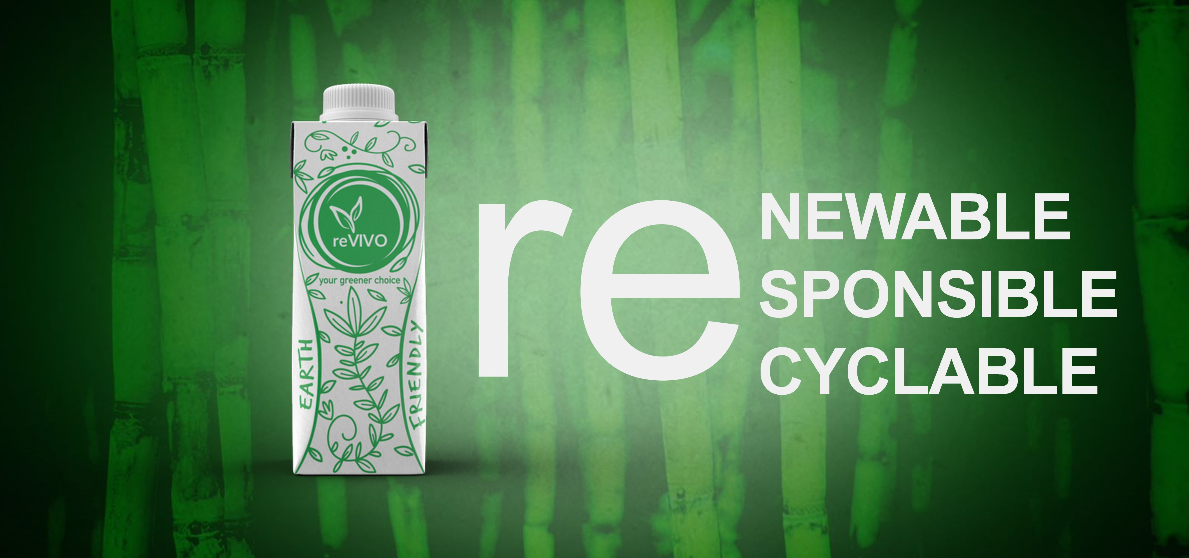 revivo, your greener choice