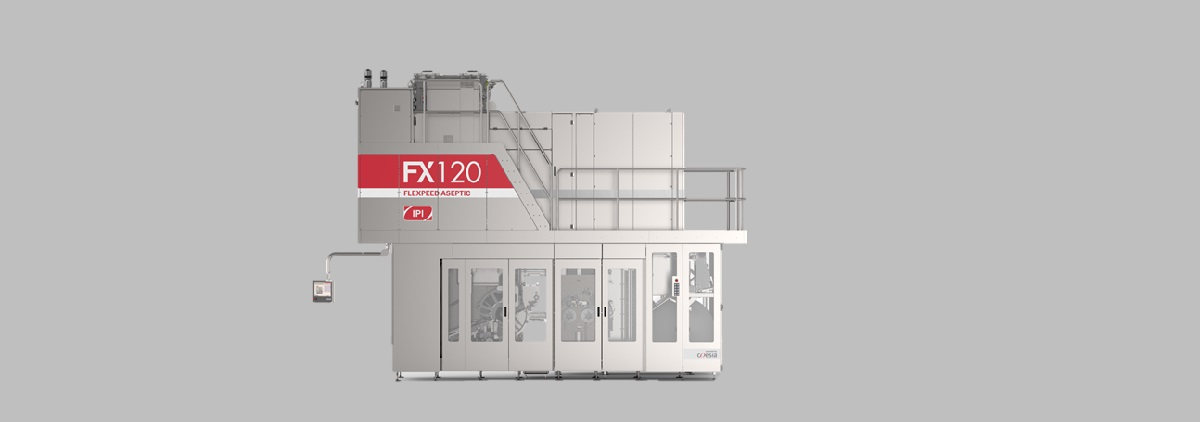 FX120 - aseptic filling machine