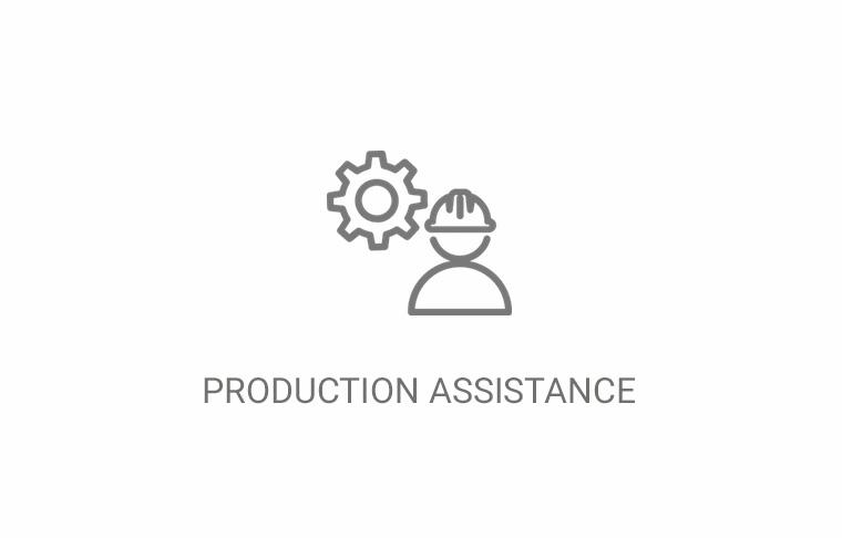 IPI Production assistance