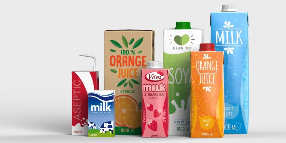 IPI aseptic carton packages