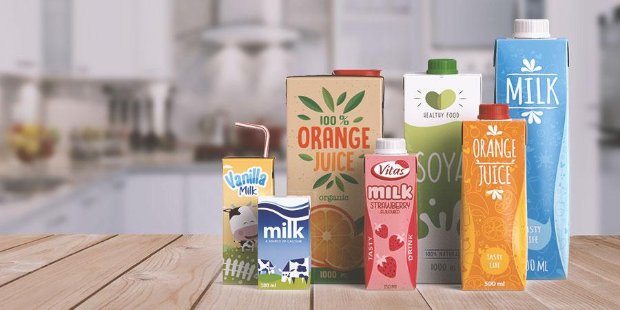 IPI aseptic carton packaging portfolio